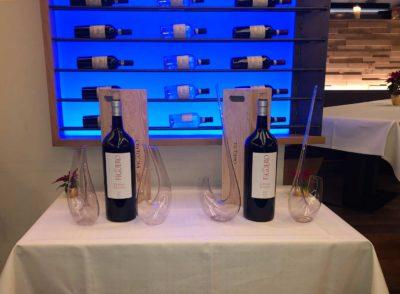 Hochzeitsfeier Weinauswahl