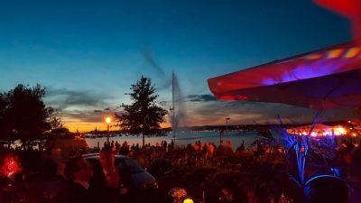 Hochzeitsfeier See
